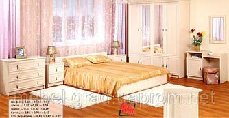 Спальня Ким ясень шимо БМФ