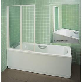 Штора для ванны VS2 105 Белый GRAPE