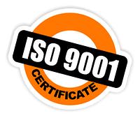 Сертификат ISO 9001 2015 ДСТУ ISO 9001 2015