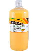 "Крем-мыло Fresh Juice ""Papaya"" 1000мл"