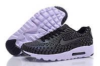 Кроссовки мужские Nike Air Max 90 Light Reflection Black (найк аир макс 90)