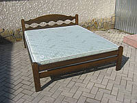 Кровать из дерева Нова