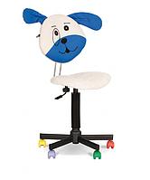 Детское компьютерное кресло Собака / Dog Nowy Styl
