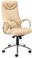 Кресло для руководителя Elf Steel Chrome / Эльф Стил Хром Nowy Styl
