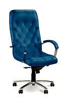 Кресло для руководителя Cuba Steel Chrome / Куба Стил Хром Nowy Styl