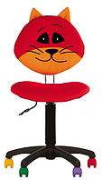 Детское компьютерное кресло Кот / Cat Nowy Styl