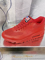Кроссовки Nike Air Max 90 Hyperfuse USA Red