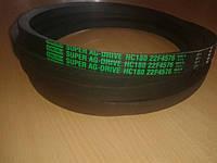 Ремень HC180 (84291570)  CARLISLE (США) для комбайнов CASE, NEW HOLLAND