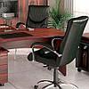 Крісло для керівника Germes Steel LB Chrome / Гермес Стіл Хром LB Nowy Styl, фото 3