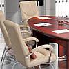 Крісло для керівника Germes Steel LB Chrome / Гермес Стіл Хром LB Nowy Styl, фото 4