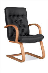 Офисное кресло конференционное Fidel lux CF LB / Фидель люкс Nowy Styl