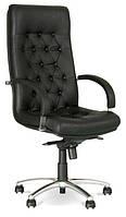 Кресло для руководителя Fidel Steel Chrome / Фидель Стил Хром Nowy Styl