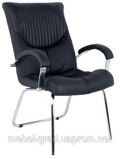 Офисное кресло конференционное Germes Steel CF LB Chrome / Гермес Стил Хром Nowy Styl