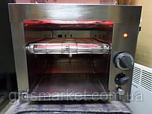 Тостер конвейерный sirman roller toast long vv б у,  тостер б/у, тостер конвейерный б у, тостер для разогрева