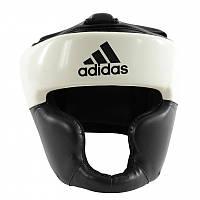Шлем боксерский Adidas Response White/Black
