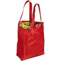 """Складная сумка-холодильник """"Lohja"""", синяя, красная, белая"""