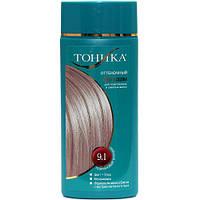 Оттеночный бальзам для волос Тоника 9.1 Платиновый блондин