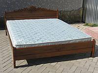 Кровать из дерева Милано