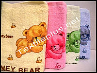 Детские банные полотенца с мишками Венгрия