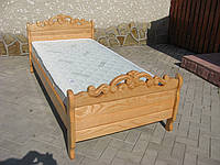 Кровать из дерева «Мираж 3»