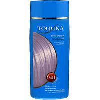 Оттеночный бальзам тоник для волос Тоника 9.01 Аметист