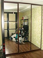 Встроенный шкаф-купе (под заказ)