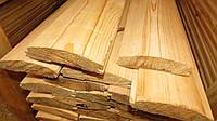Сайдинг деревянный блок-хаус фальш-брус имитация бруса имитация бревна Сосна