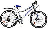 Подростковый велосипед Cyclone Ultima Disk 24