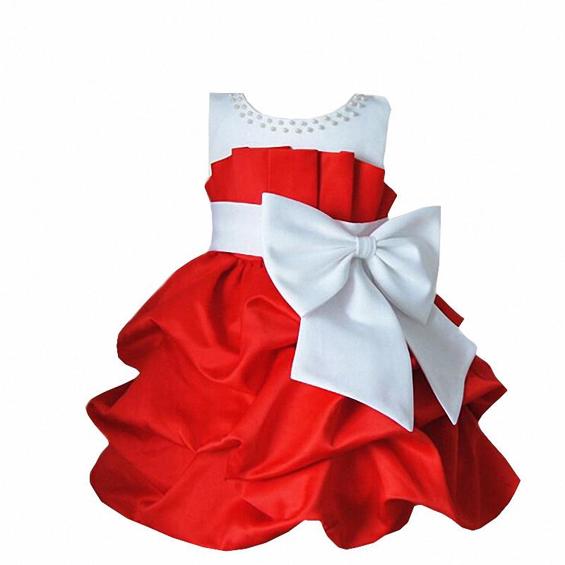 Платье праздничное детское.