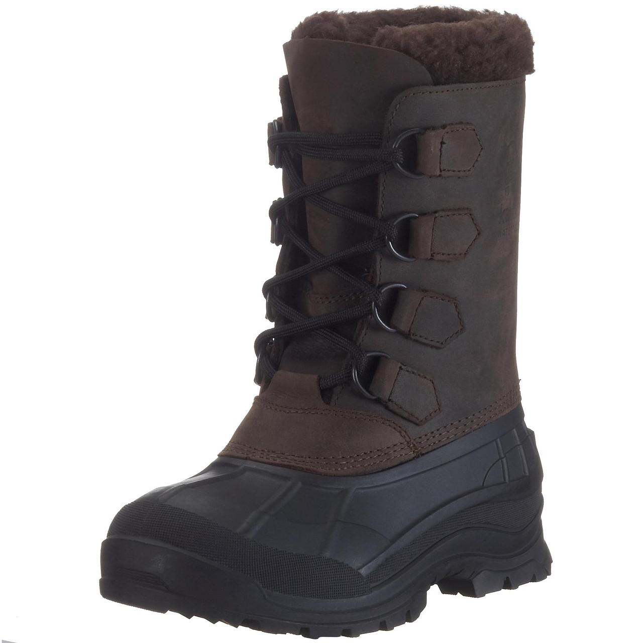 3a1d581b Неубиваемые женские зимние ботинки Kamik Alborg Lady до -50С, цена 2 780  грн., купить в Харькове — Prom.ua (ID#253672450)