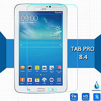 Защитное стекло на экран для Samsung Galaxy Tab Pro 8.4 T320 - HPG Tempered glass 0.3 mm