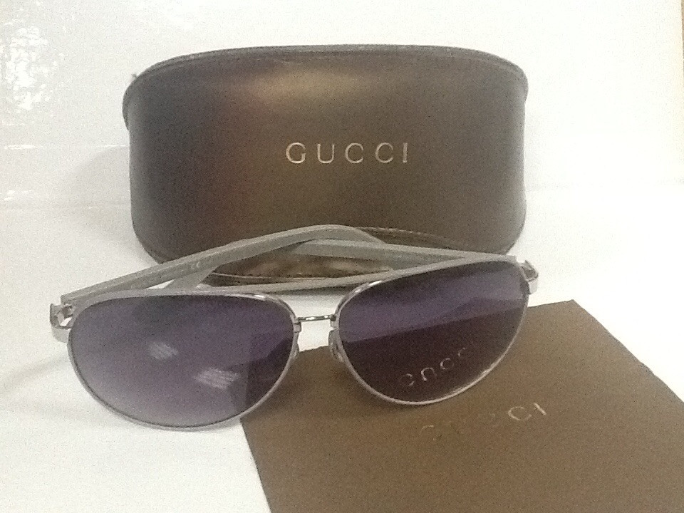 Очки Cucci солнцезащитные серые