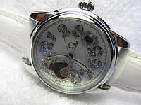 Женские механические часы  скелетоны, фото 1