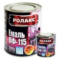 Эмаль алкидная ПФ-115 0,9л