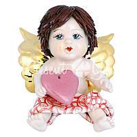 Статуэтка «Ангел с сердцем» Zampiva, h-12 см. Zampiva
