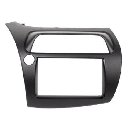 Рамка переходная 11-120 Honda Civic Type-R 06+(5D)(Left wheel) (Carav) 2 DIN