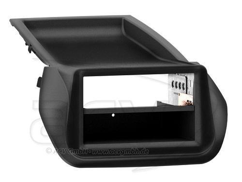 Рамка переходная 281040-13 Fiat Fiorino /Citroen Nemo /Peugeot Bipper 08>