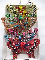 Магнит - бабочки
