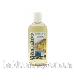 Жидкий ароматизатор-добавка Haldorado Junior Carp  200 мл Палтус/тунец