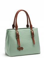 Модная женская кожаная сумка в 3х цветах L-DL90649