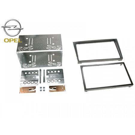 Рамка переходная 381230-09 Opel Vectra C+SW 02-> Sigma 05-> (kit)