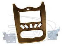 Рамка переходная 381250-02-3 Dacia Duster (SD) 04.2010-> коричневая