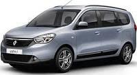 Стекло на Рено Лоджи / Renault Lodgy (2012-)