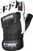 Перчатки для тяжелой атлетики POWER SYSTEM PS - 2700 NO COMPROMISE