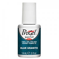 Гель-лак SuperNail ProGel Blue Granite