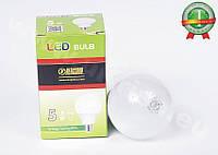 Лампочка светодиодная 5 ватт 220 вольт е27 для дома