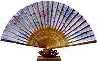 Веер из бамбука, 35*20 см