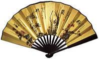 Веер из бамбука, 60*33 см