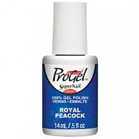 Гель-лак SuperNail ProGel Royal Peacock