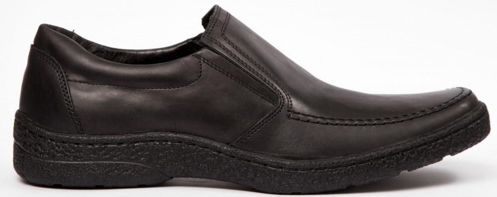 Купить Мужские кожаные туфли комфорт Konors Сlasic Leather, цены ... 2ff7fcb413e